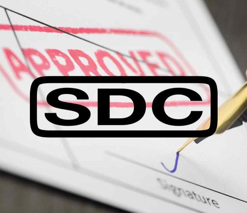 Zulassung, SDC